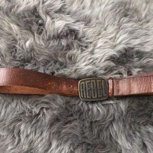 """Men's American Eagle size 36 """"rebel"""" belt"""